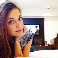Das Foto wurde bei Sheraton Hannover Pelikan Hotel von Dusya S. am 1/16/2015 aufgenommen
