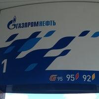 Снимок сделан в Газпромнефть АЗС № 93 пользователем Дмитрий Д. 6/26/2013