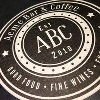 Das Foto wurde bei Acme Bar & Coffee von Joshua Z. am 4/3/2013 aufgenommen