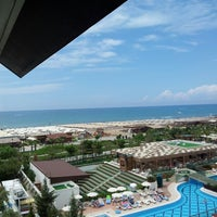 5/10/2013 tarihinde Алексей К.ziyaretçi tarafından Sensimar Side Resort & Spa'de çekilen fotoğraf