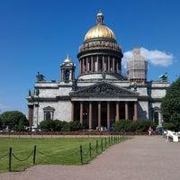 Снимок сделан в Исаакиевская площадь пользователем Tatiana 7/29/2013