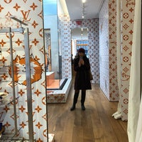 06705963ffa0 ... Photo taken at Louis Vuitton x Grace Coddington New York Pop-Up by  Bethany C ...