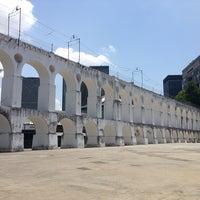 Das Foto wurde bei Arcos da Lapa von Jefferson C. am 2/23/2013 aufgenommen