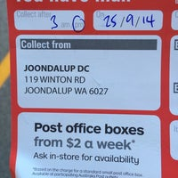 Australia Post Business Centre - Post Office