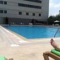 6/29/2013 tarihinde Evren G.ziyaretçi tarafından Dedepark Hotel'de çekilen fotoğraf