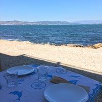 Foto diambil di Altınoluk Kahvaltı & Restaurant oleh Mehmet V. pada 7/31/2020