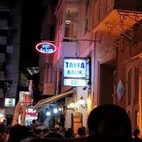 รูปภาพถ่ายที่ Tayfa Balık Evi โดย sErKaNN เมื่อ 5/11/2013