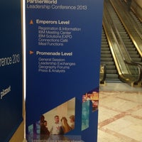 Photos at IBM PartnerWorld Leadership Conference (Now Closed