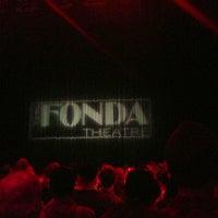 Foto scattata a The Fonda Theatre da Eric F. il 7/18/2013