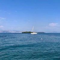 Снимок сделан в Kontokali Bay Resort пользователем nie m. 8/17/2018