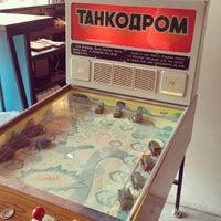 7/13/2013 tarihinde Marianna M.ziyaretçi tarafından Museum of Soviet Arcade Machines'de çekilen fotoğraf
