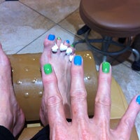 ... Photo taken at Nail Forum Inc by Sara T. on 6/27/2014 ...