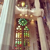 Foto tirada no(a) Sagrada Família por Noriko K. em 7/8/2013