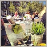 5/1/2013 tarihinde Yan R.ziyaretçi tarafından Herengracht Restaurant & Bar'de çekilen fotoğraf