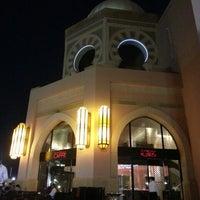 Снимок сделан в Emporio Armani Café- The Pearl Qatar пользователем Ibi A. 4/4/2013