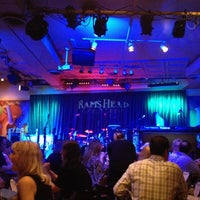 Rams Head On Stage Music Venue In Annapolis