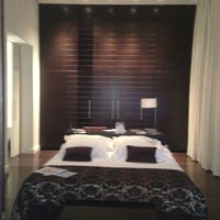 Foto tirada no(a) Hotel Hospes Palau de la Mar***** por Cindy C B. em 10/8/2012