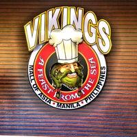 4/13/2013 tarihinde Arvin Z.ziyaretçi tarafından Vikings'de çekilen fotoğraf