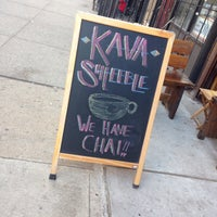 Photo prise au Kava Shteeble par Eva W. le9/23/2014