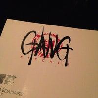 5/14/2013에 Evan B.님이 Gang Kitchen에서 찍은 사진