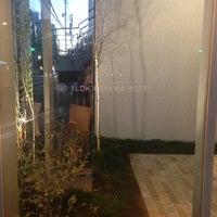 Das Foto wurde bei 1LDK AOYAMA HOTEL von WooKyung S. am 1/3/2015 aufgenommen