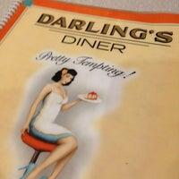 Foto diambil di Darling's Diner oleh Jahi S. pada 5/19/2013