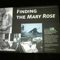 6/26/2013에 Anthony G.님이 The Mary Rose Museum에서 찍은 사진