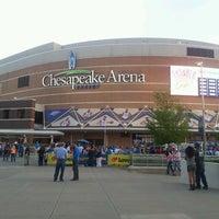 Das Foto wurde bei Chesapeake Energy Arena von Raihan R. am 5/2/2013 aufgenommen