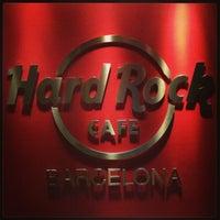 5/18/2013 tarihinde Martijn R.ziyaretçi tarafından Hard Rock Cafe Barcelona'de çekilen fotoğraf