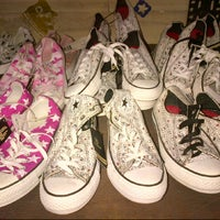 9a4a6618d61e ... Photo taken at Converse Factory Outlet by Esjane L. on 12 16 2012 ...