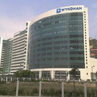 Foto tomada en Wyndham Guayaquil por Male R. el 6/28/2013