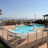4/25/2014 tarihinde Fabio C.ziyaretçi tarafından La Spiaggia Del Cuore 110'de çekilen fotoğraf