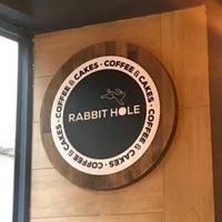 4/5/2018에 Yaman K.님이 Rabbit Hole Coffee에서 찍은 사진