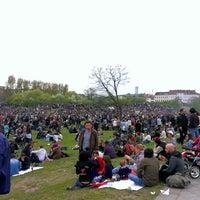Снимок сделан в Görlitzer Park пользователем mj b. 5/1/2013