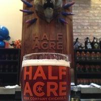 รูปภาพถ่ายที่ Half Acre Beer Company โดย Patrick S. เมื่อ 1/18/2013