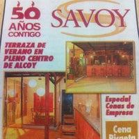 Foto tomada en Hostal Savoy por Jorge M. el 5/21/2013