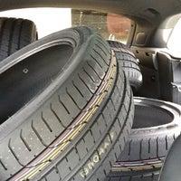 Tire Rack Automotive Shop In Denver