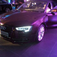 Photo taken at Audi Autovisiones by Matias C. on 5/10/2012