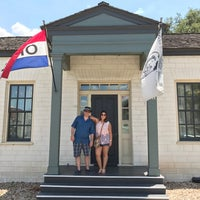 Foto scattata a Joseph and Susanna Dickinson Hannig Museum da Shay T. il 7/15/2017