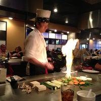 09a877c5dac ... Photo taken at Kobe Japanese Steakhouse  amp amp  Sushi Bar by Shay T.  ...