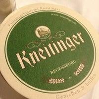 Kneitinger Keller Regensburg Bayern