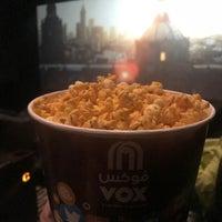 Gold Vox Cinema Movie Theater In Madinat Sittah Uktubar