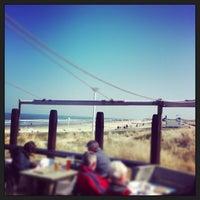 Снимок сделан в Surfcafe - Strandbar пользователем Sascha H. 4/22/2013