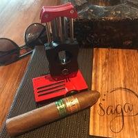 Foto tomada en Saga Restaurant & Cigar Club por Joseph S. el 10/22/2018