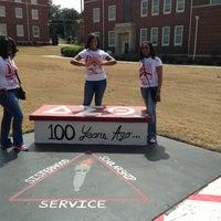 รูปภาพถ่ายที่ Clark Atlanta University โดย DQ T. เมื่อ 4/6/2013