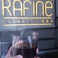 9/2/2014 tarihinde Berk C.ziyaretçi tarafından Rafine Espresso Bar'de çekilen fotoğraf