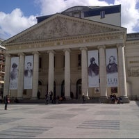 Photo prise au La Monnaie par Michiel V. le4/13/2013