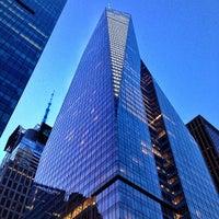 Foto tirada no(a) Bank of America Tower por David D. em 4/7/2013