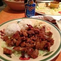 Das Foto wurde bei Waikikie Hawaiian BBQ von Richard R. am 10/6/2012 aufgenommen