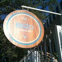 Foto tomada en Erizo - Cocina de Mar por Nicky el 4/15/2013
